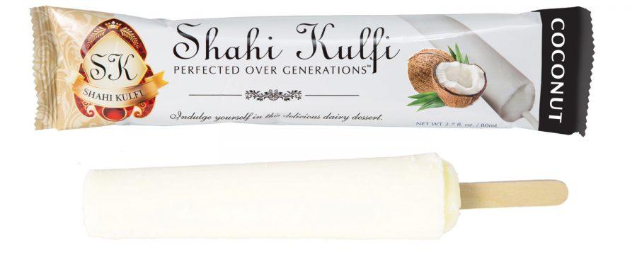 Coconut Kulfi